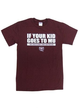 Missouri State University students/alumni will love this!