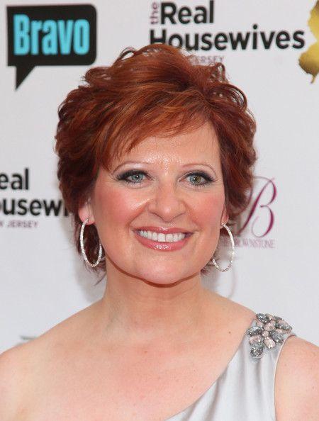 caroline manzo | Caroline Manzo Television personality Caroline Manzo attends Bravo's ...