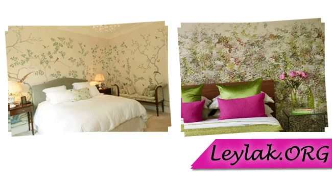 Yatak odası duvarları hangi renk olmalı
