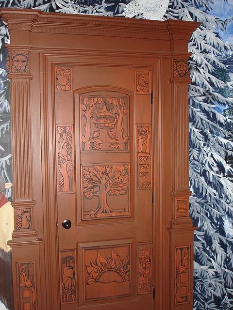 Enter Narnia