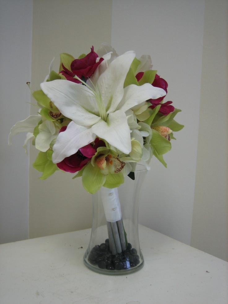 Casablanca Brides Bouquet 34
