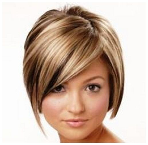 images of short highlighted hairstyles | photo gallery of short haircuts and highlights
