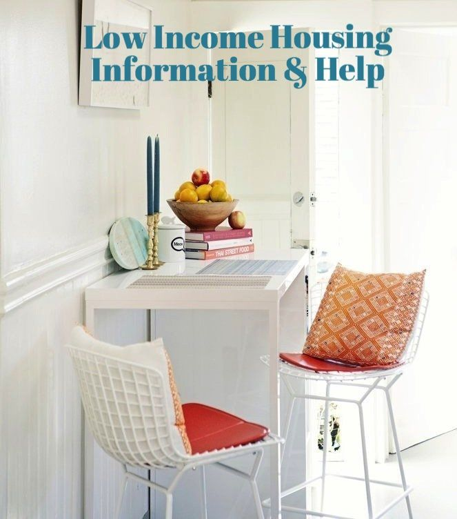 Budget Living: Low-Income Housing Information & Help