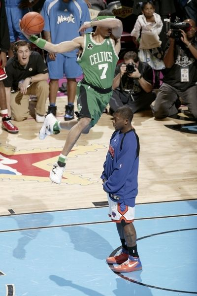 181 best dunk contests images on pinterest basketball for Gerald green tattoo