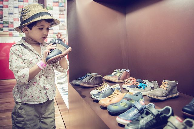 Are those little feet not as little as they used to be? Stop by one of these 13 local shoe stores to get the kids fitted for new kicks.