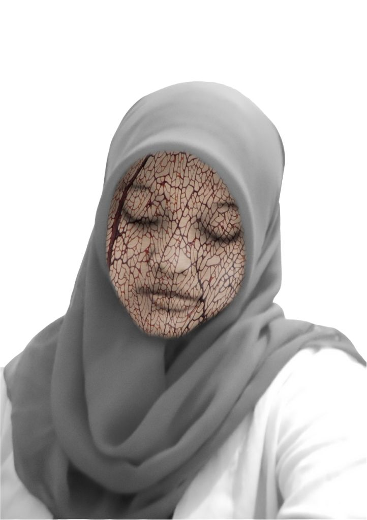 Manipilation face with photoshop by dita abidah