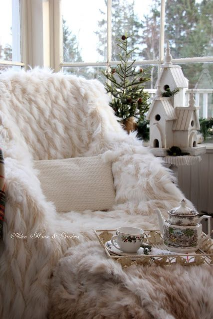 Hello everyone,        I am busy getting our home ready for         the Christmas season as I am sure many    of you are as well. But for a little break it is nice
