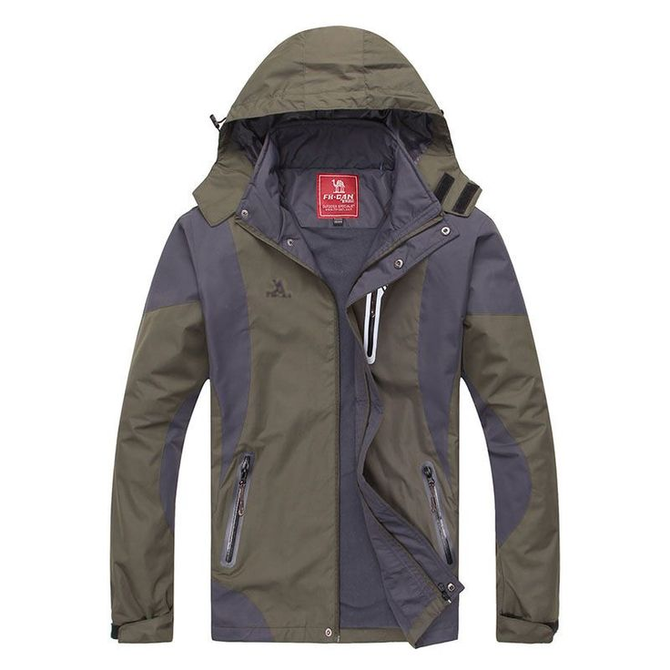 2016 Autumn Winter Spring Men Outdoor Camping Jackets Softshell Waterproof Hiking Climbing Fishing Hunting Coat via KASUOLO. Click on the image to see more!