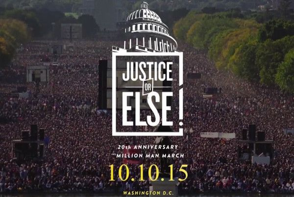 Black fathers, sons, uncles and men from around the country are gathering once again on the National Mall in Washington, DC to celebrate the 20th anniversary of the Million Man March and call for p...