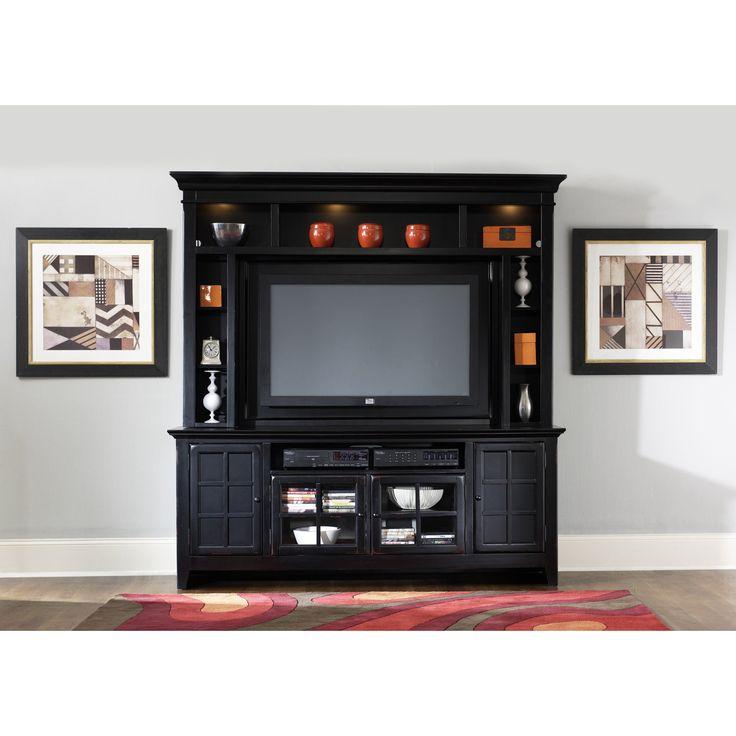 1000 ideas about black entertainment centers on pinterest entertainment centers. Black Bedroom Furniture Sets. Home Design Ideas