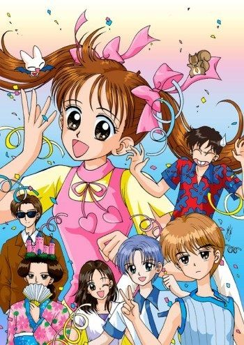 Day 1: kodocha was my first series I watched and I fell in love with its art style, humor, and characters and it lead to the big anime fan I am today