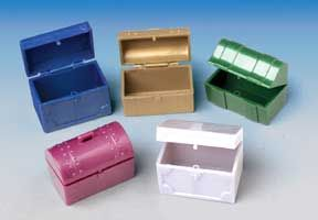Discount Toys and Novelties - Asst Treasure Chests (dozen)