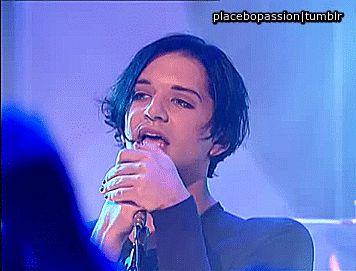 Brian Molko (singing)