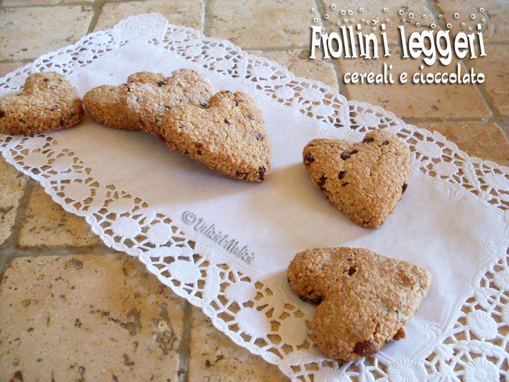 Frollini+leggeri+cereali+e+cioccolato,+una+colazione+sana+e+veloce
