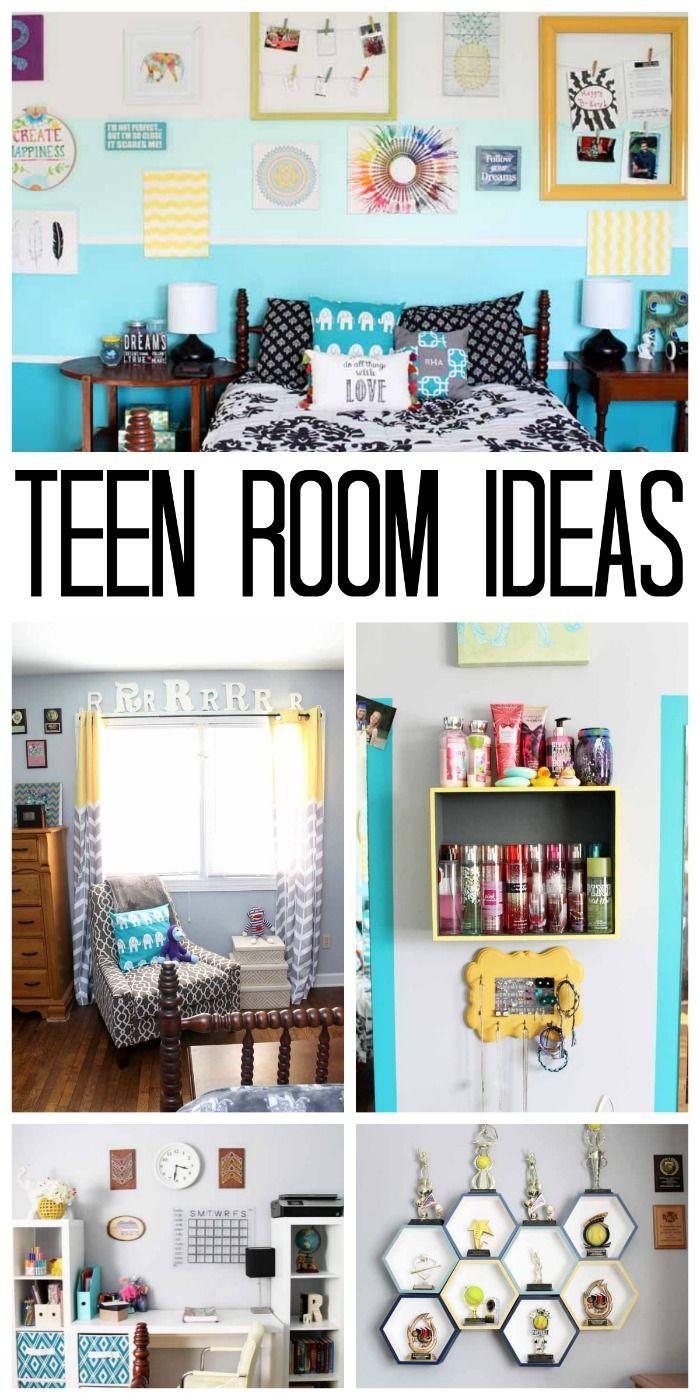 teen room home decor ideas