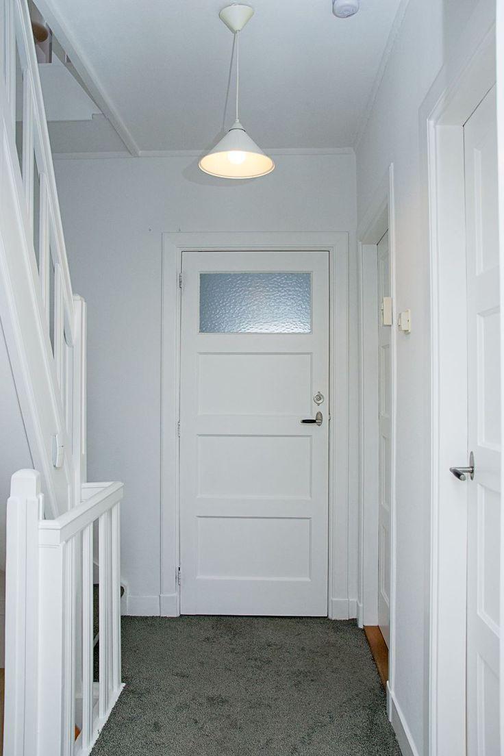 Jaren30woningen.nl   Vier vlaks paneeldeur uit de jaren 30