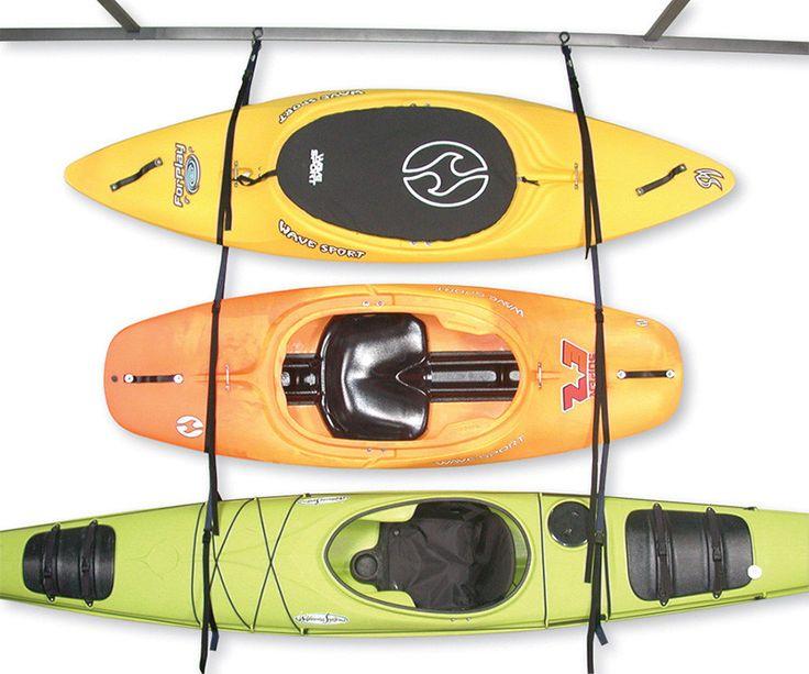 3 Boat Kayak Hanger