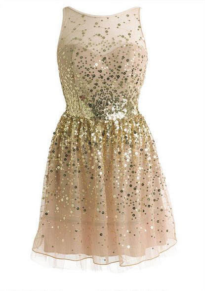 Sequin Mesh Dress: Sequins Mesh, Mesh Dresses, Style, Parties Dresses, Bridesmaid Dresses, Gold Sequins, Sequins Dresses, Prom Dresses, New Years