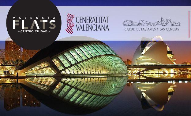 Oferta noche en ValenciaFlats Centro + Ciudad de las Artes y las Ciencias Valencia