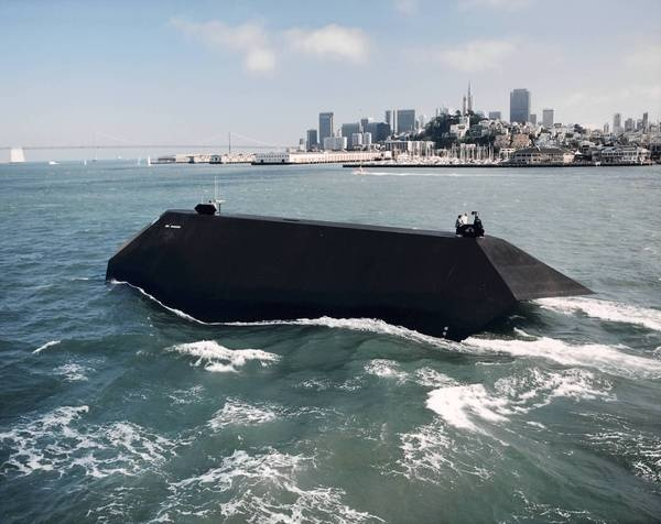 Radar-evading Navy ship for sale in public auction   The o ...