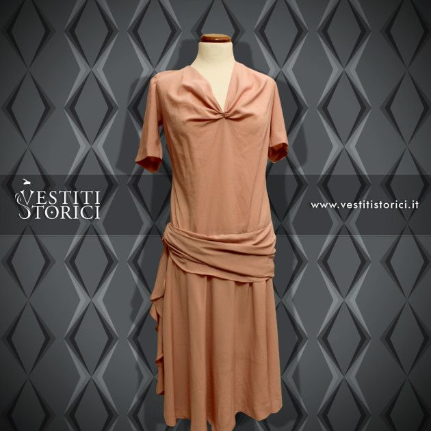 Vestiti Storici Vestiti Storici » Abito anni 20 donna [VF-F004]