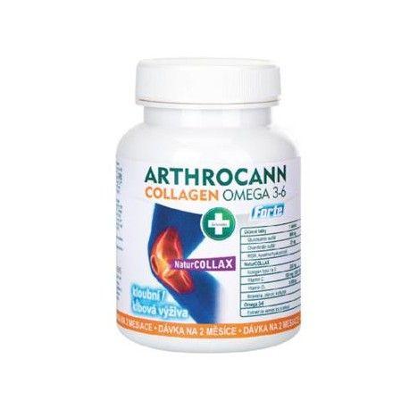 Annabis Arthrocann Collagen Omega Forte ARTHROCANN colageno omega 3-6 60comp. de ANNABIS ARTHROCANN COL