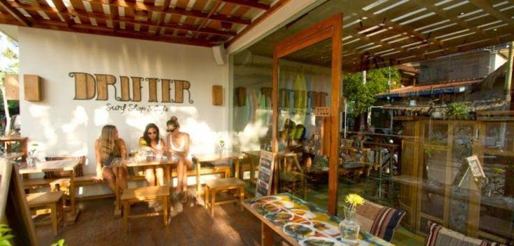 Bali Surf Travels: Drifter Surf Shop - Seminyak Bali
