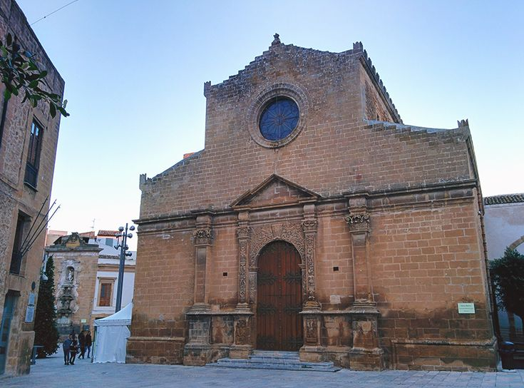 Chiara Magi - Sicilian Vibes - Mother Church in Castelvetrano