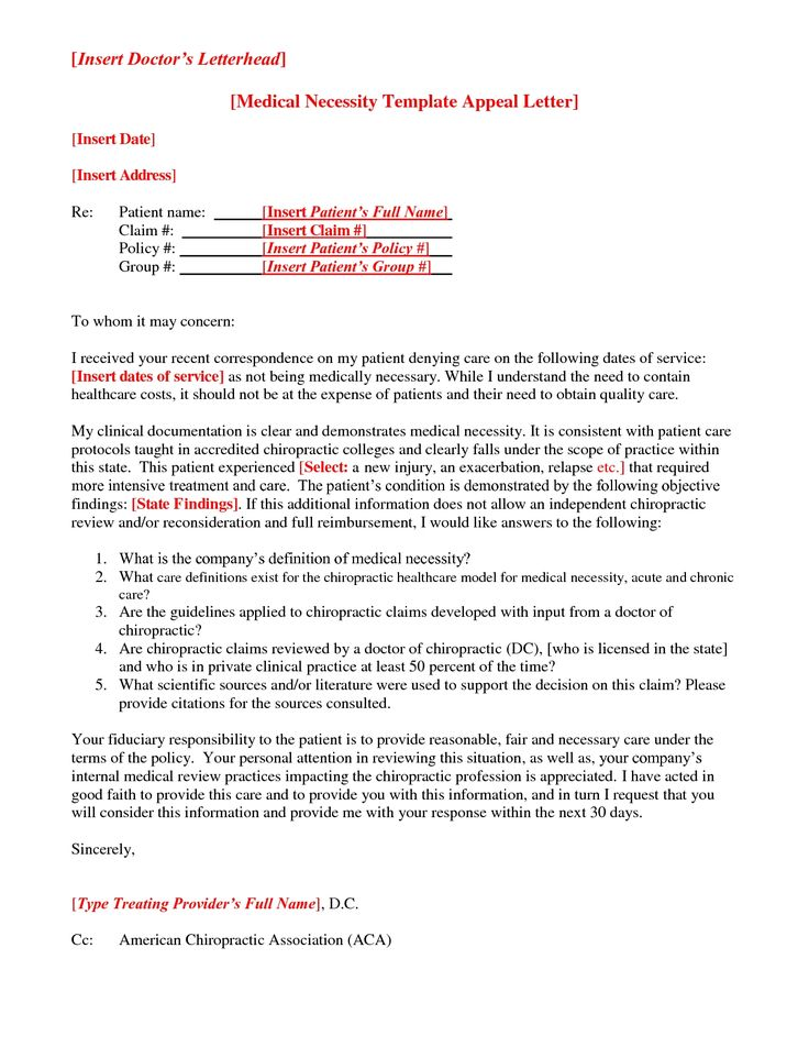 medical appeal letter for inside sample disability from doctor - appeal letter template