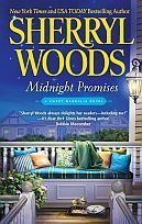 Always With a Book: Review: Midnight Promises by Sherryl Woods (#8 in Sweet Magnolia series)