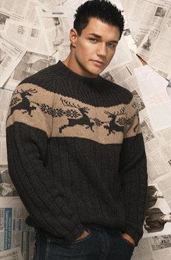 Мужские свитера мода картинки