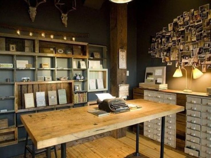 Industrial Office Design Ideas Warehouse Interior Design Ideas ...