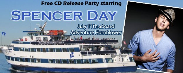 Get ready for another CD Release party on July 11, 2013 with KIFM Radio Station 98.1 Smooth FM in San Diego aboard the Hornblower Cruise ship.