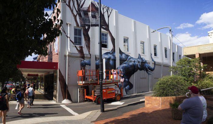 Toowoomba, Australie