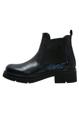 INSANE  - Boots à talons - navy