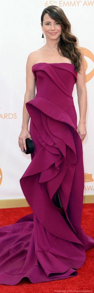Linda Cardellini | Donna Karan Atelier, Emmys 2014 | LBV ♥✤ | KeepSmiling | BeStayElegant