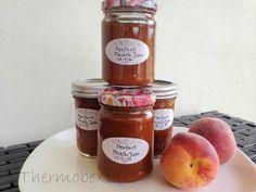 Perfect Peach Jam