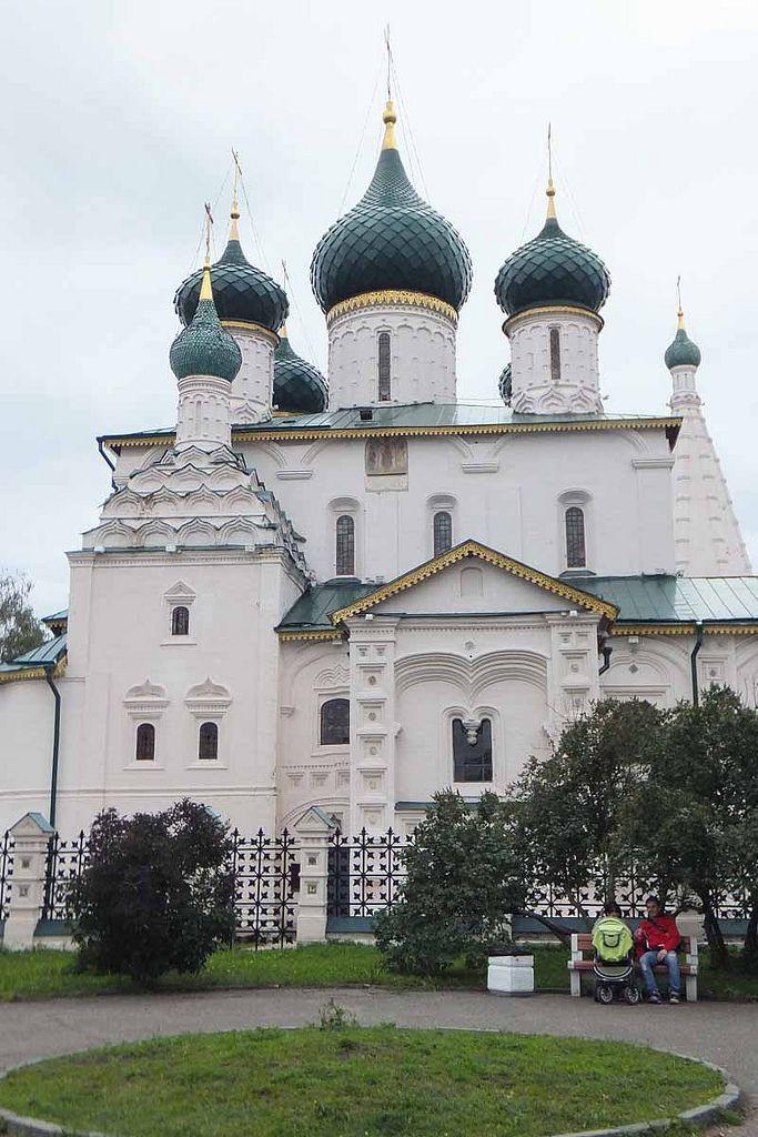https://flic.kr/p/gjUYTS | Spaso-Preobrazhensky Cathedral | Yaroslavl, Russia. Wednesday 11 September 2013
