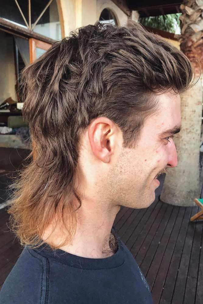 Mullet Haircut Menshaircuts Haircuts A Brand New Year Brings It With New Men S Haircuts That Are Going Guy Haircuts Long Mullet Hairstyle Haircuts For Men