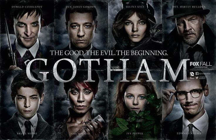 'Gotham' TV Show Won't Overload The Series With Villains: 'You Kind Of Have To Front Load The Pilot' (TRAILER) http://www.hngn.com/articles/36774/20140722/gotham-tv-show-wont-overload-the-series-with-villains-trailer.htm
