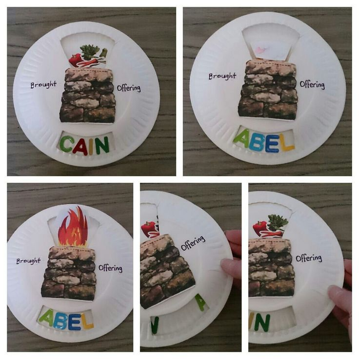1851 best bible craft ideas images on pinterest sunday for Cain and abel crafts