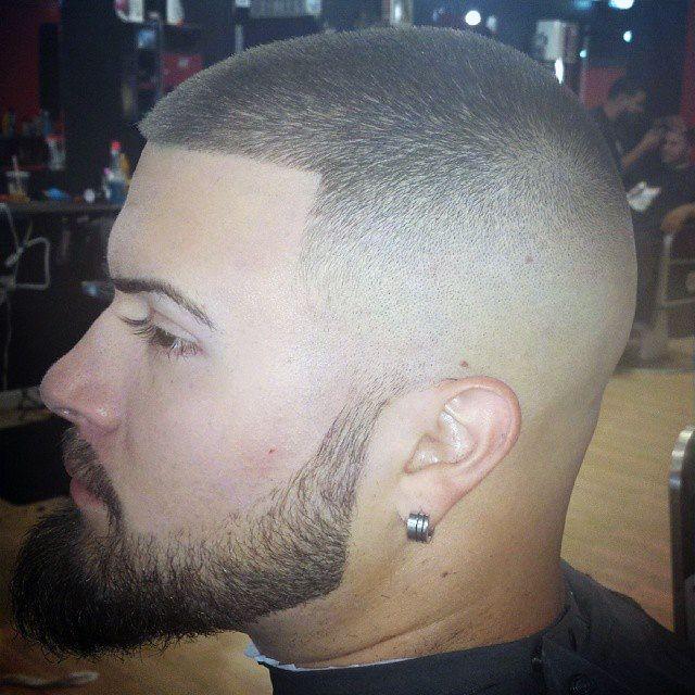 Magnificent 1000 Ideas About Beard Fade On Pinterest Men Haircut 2016 Short Hairstyles Gunalazisus
