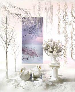 Creation Vetrina: Idee vetrina inverno 2013: Winter Wonderland