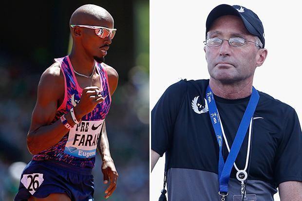 Mo Farah to distance himself further from controversial coach Alberto Salazar after World Championships in London  GB Olympic hero will defend 10,000m and 5,000m titles at the Olympic Stadium before employing London Marathon experts