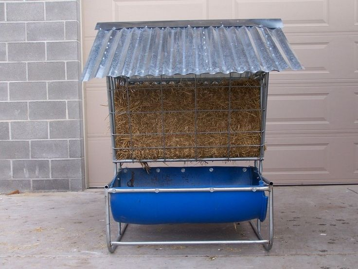 Goat feeder | Sheep and Goat Calf feeders for sale