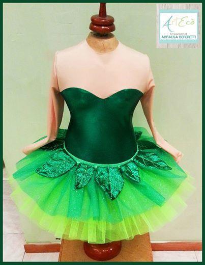 LITTLE FAIRY - Style & Handmade by ArtEcò Creazioni di Annalisa Benedetti #artecocreazioni #annalisabenedetti #fairy #greenfairy #theatercostume #costume #carnival #cosplay