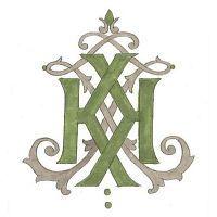 Beautiful monograms....
