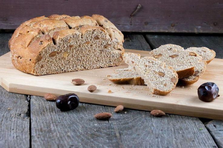 Noten-dadelbrood