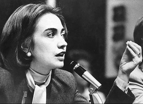 Chilling Hillary audio: She laughs at how she got a child rapist off with plea bargain, discredited 12-year-old victim