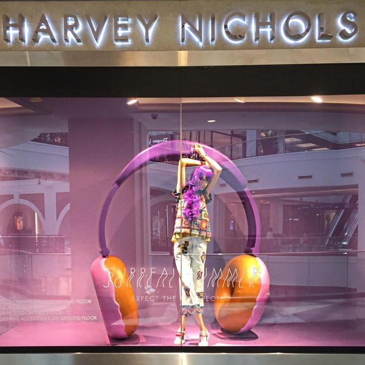 Surreal Summer by Harvey Nichols Dubai – VM DAILY